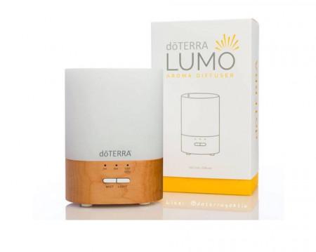 Difuzor cu ultrasunete pentru uleiuri esențiale, Lumo, doterra