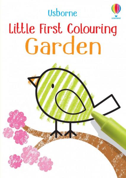 Little First Colouring Garden
