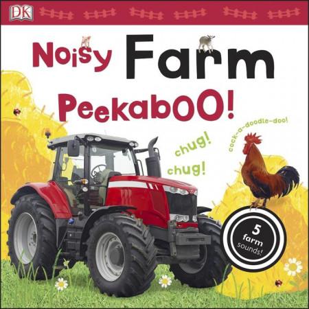 Noisy Farm Peekaboo!, DORLING KINDERSLEY CHILDREN'S