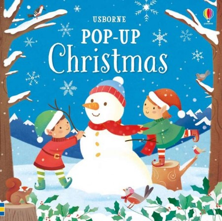 Pop-up Christmas, usborne