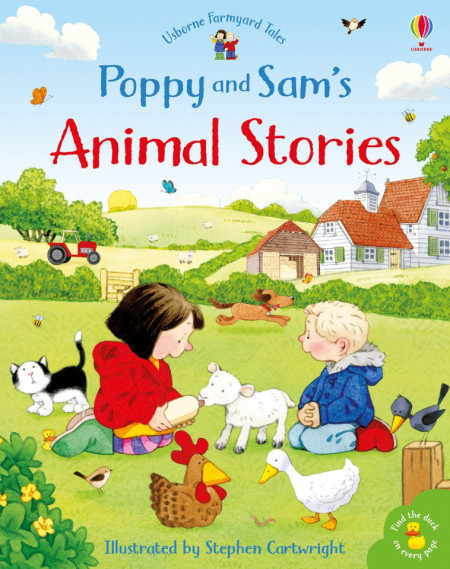 Poppy and Sam's Animal Stories, Heather Amery and Lesley Sims, Usborne