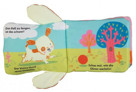 Prima mea carte de papusi, Mein Handpuppen-Buch. Kleiner Hund, dK