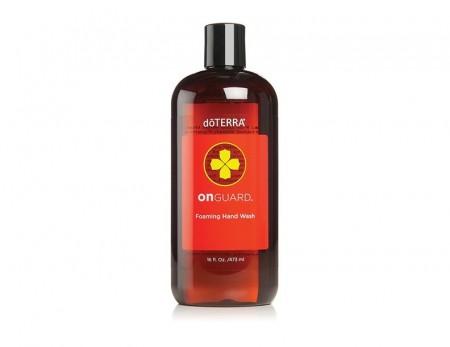 Sapun lichid doterra, foaming hand wash plus dispenser