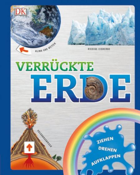 Carte in limba germana, Planeta Pamant, Verruckte erde, 6+, dK