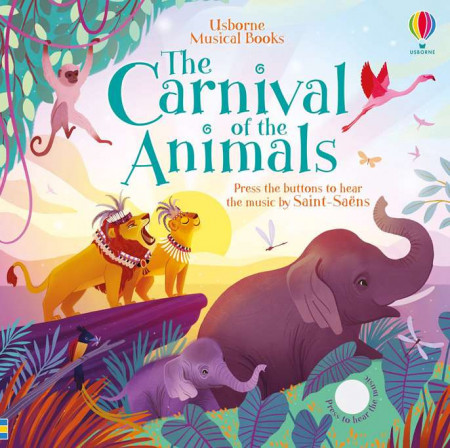 Carte sonora The carnival of the animals