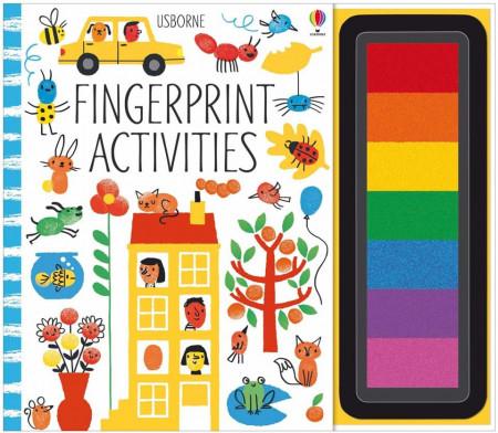 Fingerprint activities, usborne