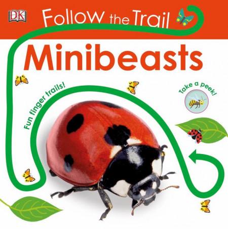 Follow the Trail Minibeasts, DK