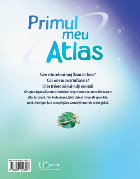 Primul meu atlas, usborne
