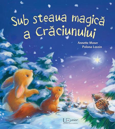 Sub steaua magica a Craciunului, Universul enciclopedic