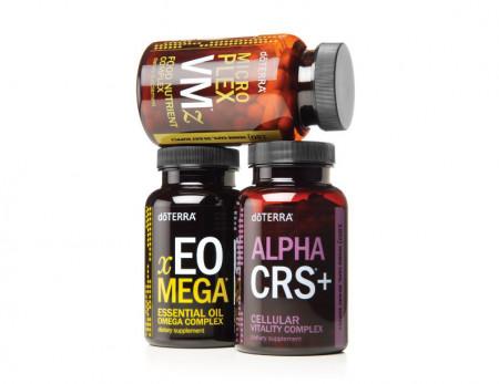 Lifelong Vitality Pack, Vmz, Alpha CRS, xE OMEGA, Doterra