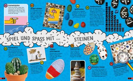 Marea carte de idei de jocuri si distracție, Das super Spiel-Spaß-Ideenbuch, dK, 6+