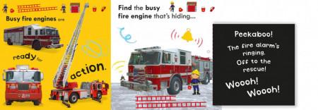 Noisy Fire Engine Peekaboo!, DORLING KINDERSLEY CHILDREN'S