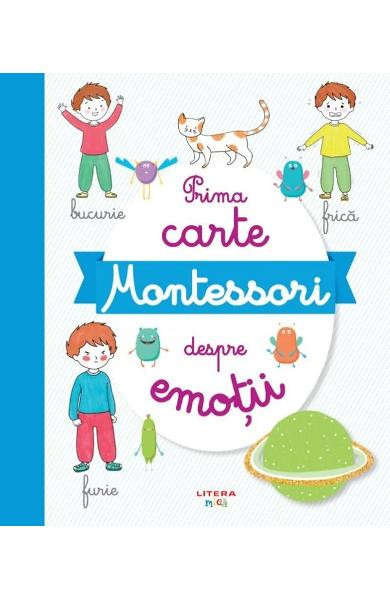 Prima carte Montessori despre emotii