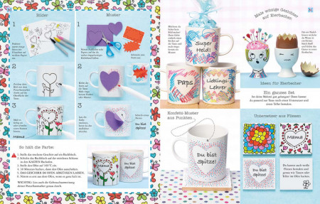 Cadouri mici, Idei creative pentru copii, Kleine Geschenke, Kreative Ideen für Kinder, dk, 7+