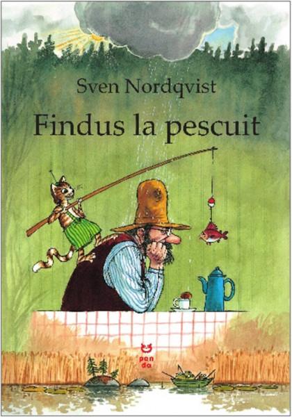 Findus la pescuit, Sven Nordqvist, (Seria Pettson si Findus)