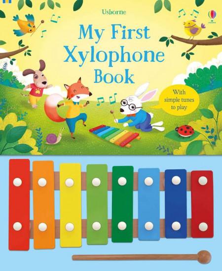 My first xylophone book, primul meu xilofon