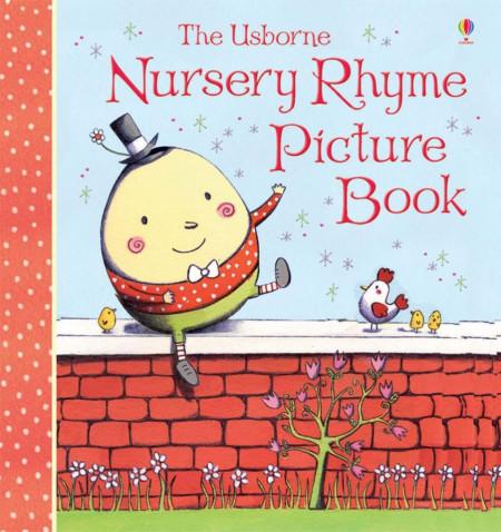 Nursery rhyme picture book, Usborne