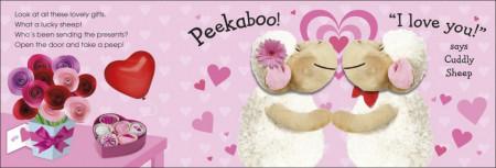 Pop-Up Peekaboo! I Love You, DORLING KINDERSLEY CHILDREN'S