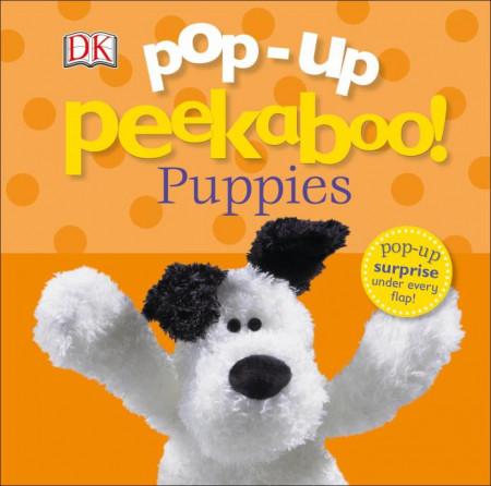 Pop-Up Peekaboo! Puppies, dK