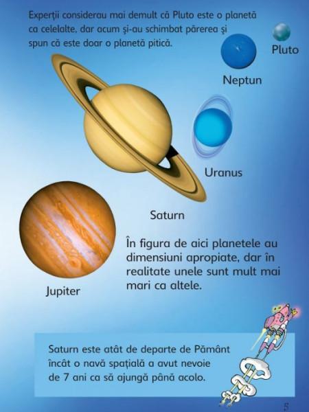 Soarele, Luna si Stelele, Usborne