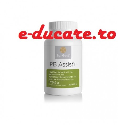 Probiotice, PB Assist + Probiotic Defense Formula, Doterra