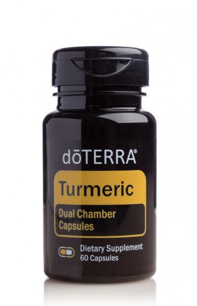Turmeric, 60 capsule, doterra