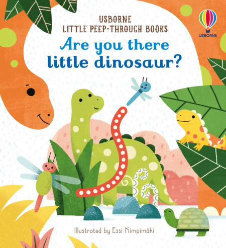 Are You There Little Dinosaur? Sam Taplin, Usborne