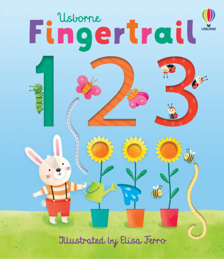 Carte senzoriala Fingertrail 123 Usbrone