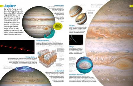 Descoperiti planetele, memo Wissen entdecken, Planeten, dk, 8+