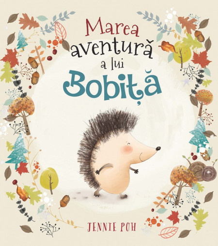 Marea aventura a lui Bobita - Jennie Poh