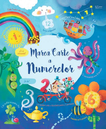 Marea carte a numerelor - Usborne