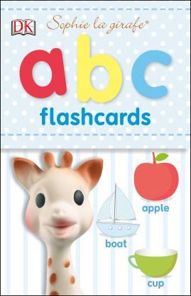 Sophie la Girafe ABC Flashcards, DK