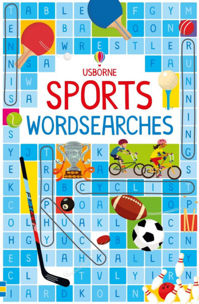 Sports wordsearches