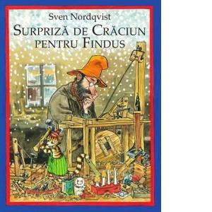 Surpriza de Craciun pentru Findus, Sven Nordvist, (Seria Pettson si Findus)