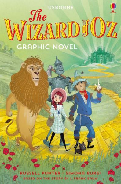 The Wizard of Oz Graphic Novel, Usborne