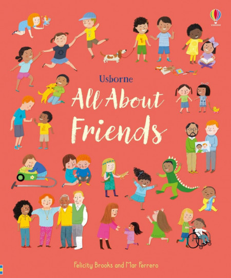 All about friends, carte educativa 3+