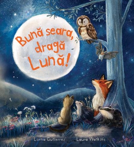 Buna seara, draga Luna!