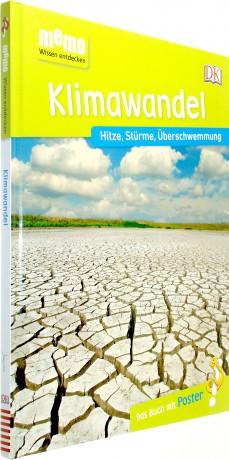 Carte in limba germana, schimbarea climei, memo Wissen entdecken, Klimawandel, DK, 8+