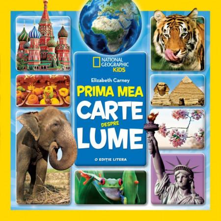 Carte National Geographic, Prima mea carte despre lume