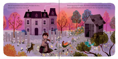 Carte și puzzle, cinderella jigsaw and picture book, usborne