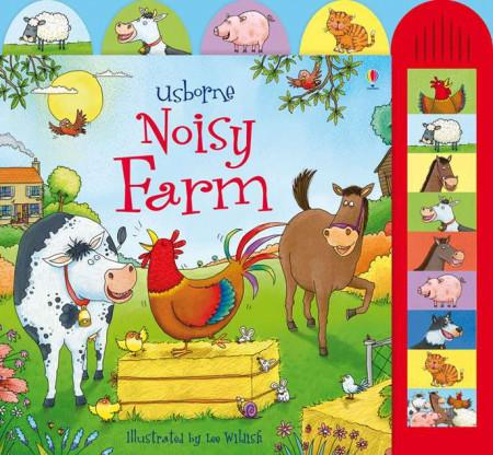 Carte sonora Noisy farm