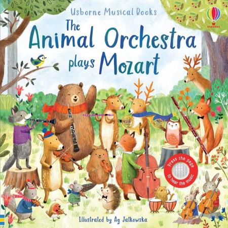 Carte sonora, The Animal Orchestra Plays Mozart, Usborne