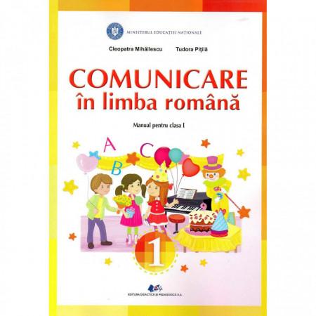 Comunicare in limba romana, manual pentru clasa I