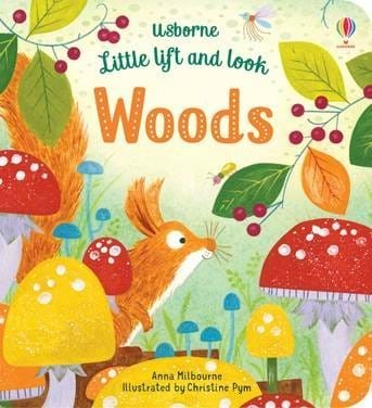 Little lift and look woods, usborne