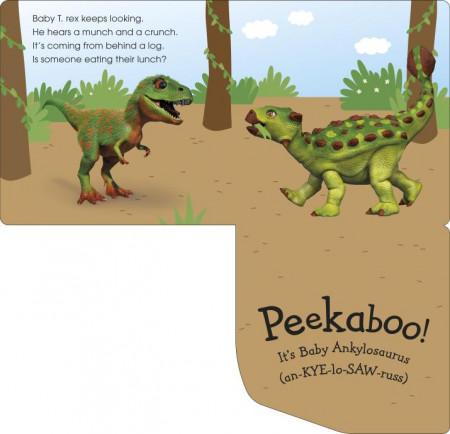 Pop-Up Peekaboo! Baby Dinosaur, DORLING KINDERSLEY CHILDREN'S