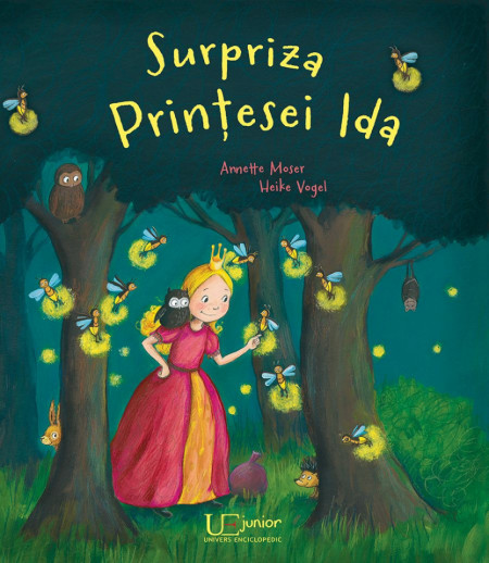 Surpriza Printesei Ida, Universul Enciclopedic Junior