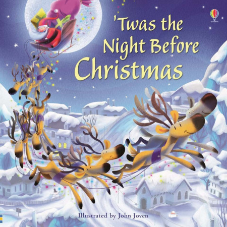 'Twas the night before Christmas, Usborne