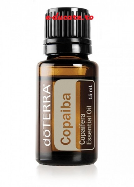 Ulei esential aromaterapie, Copaiba, doterra, 15ml