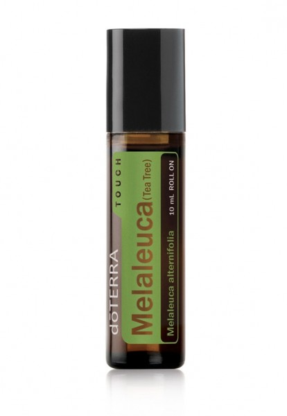 Ulei esential roll-on, touch, Melaleuca (Arbore de ceai), 10 ml, DōTerra