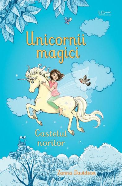 Unicornii magici. Castelul norilor - Usborne